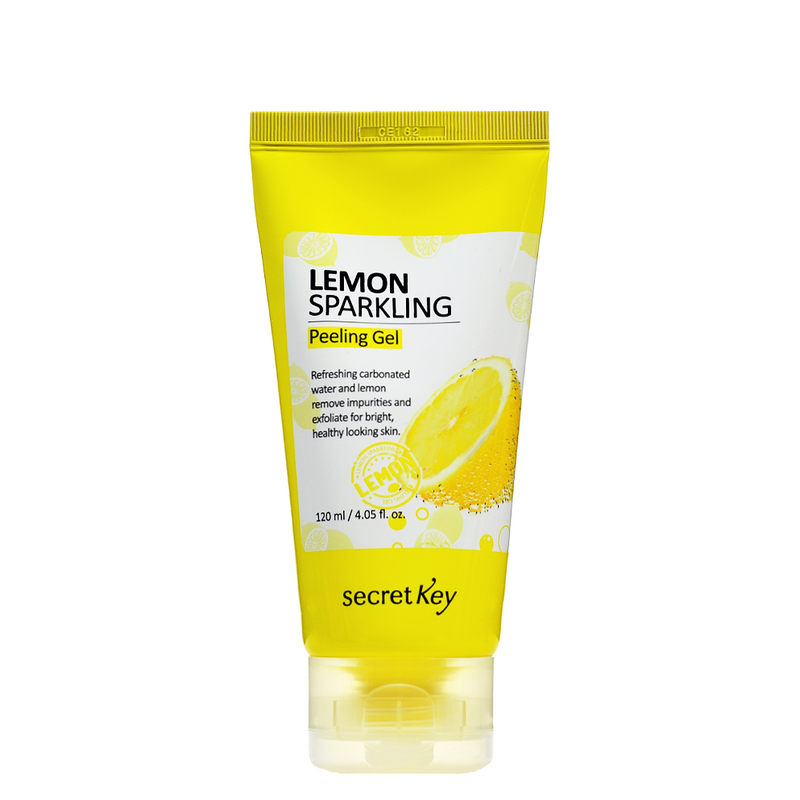 Secret Key Lemon Sparkling Peeling Gel - oo35mm