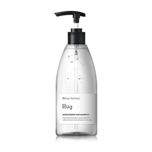 Manyo Factory Natural Hydrating Hair Shampoo - Hug - oo35mm