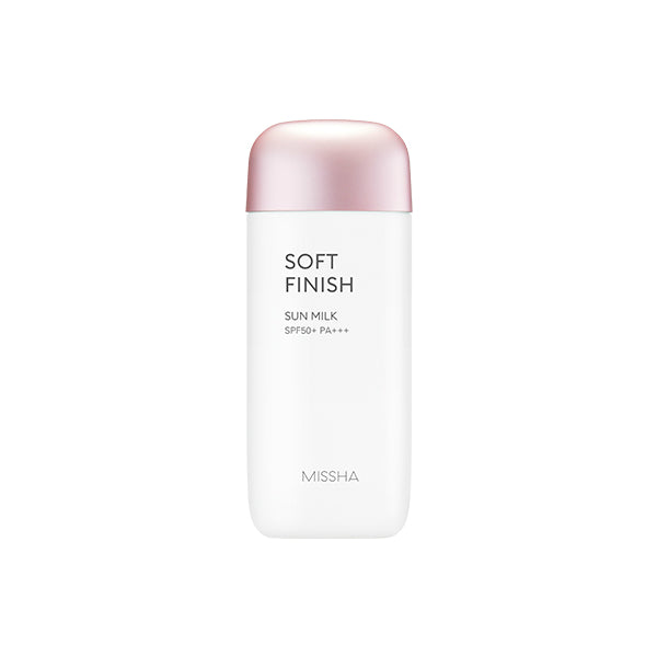 Missha All-around Safe Block Soft Finish Sun Milk SPF50+/PA+++ 70ml