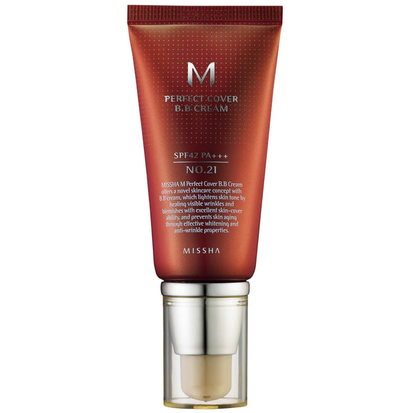 Missha M Perfect Cover BB Cream SPF 42 PA+++ - oo35mm