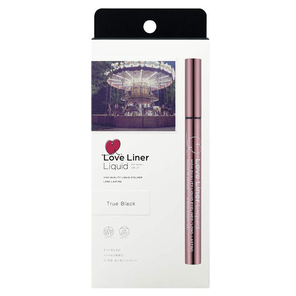 MSH Love Liner Liquid Eyeliner True Black - oo35mm