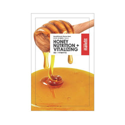 Manefit Honey Nutrition + Vitalizing Mask