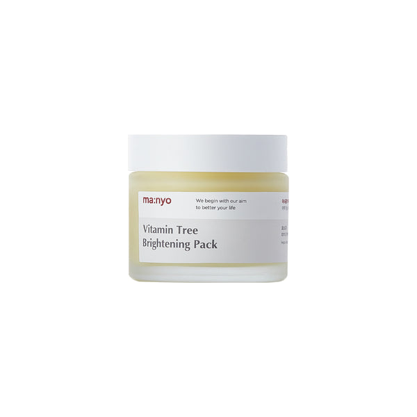 Manyo Factory Vitamin Tree Brightening Mask Pack - oo35mm