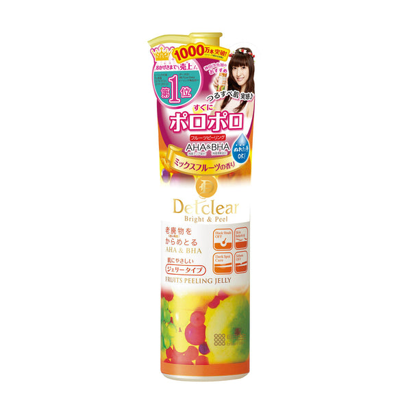 Meishoku Detclear Facial Peeling Gel Mix Fruit - oo35mm