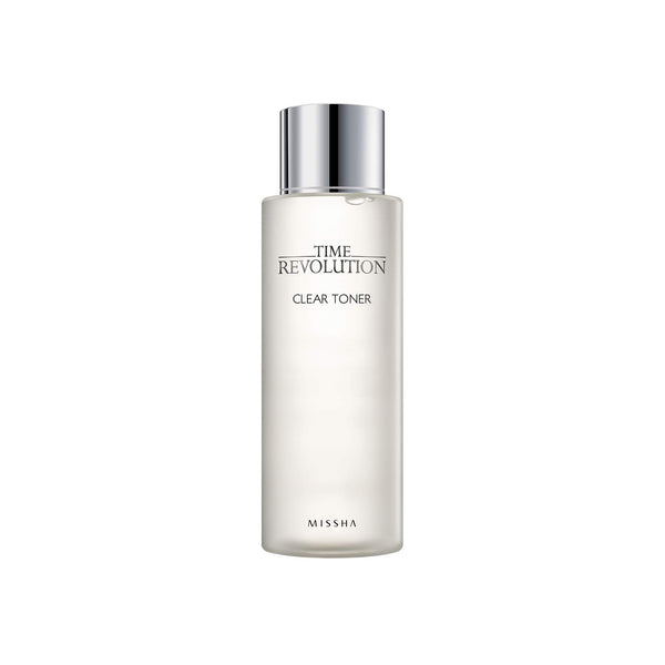 Missha Time Revolution Clear Toner - oo35mm
