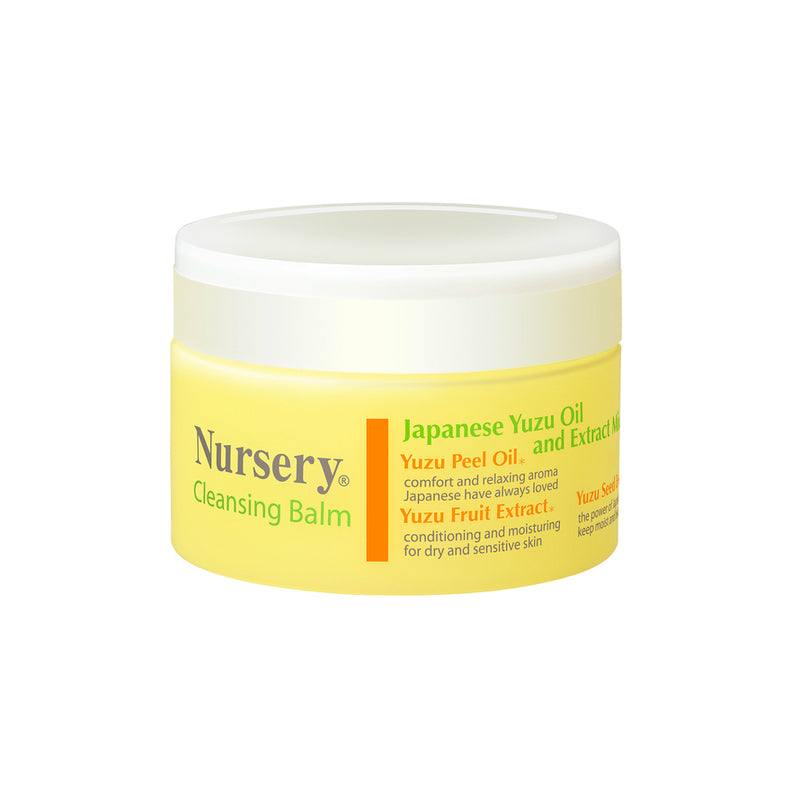 Nursery Cleansing Balm Yuzu - oo35mm