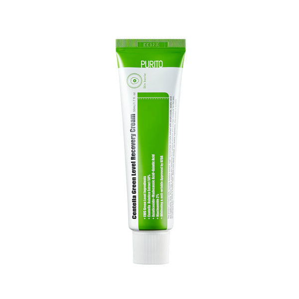 Purito Centella Green Level Recovery Cream - oo35mm
