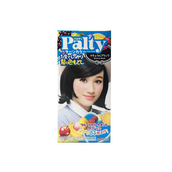Palty Hair Turn Color Natural Black - oo35mm