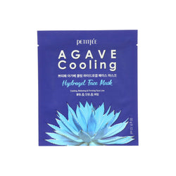 Petitfee Agave Cooling Hydrogel Face Mask - oo35mm