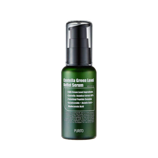 Purito Centella Green Level Buffet Serum - oo35mm