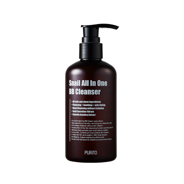 Purito Snail All In One BB Cleanser - oo35mm