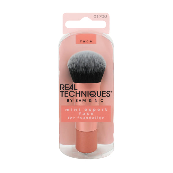 Real Techniques Mini Expert Face Brush - oo35mm
