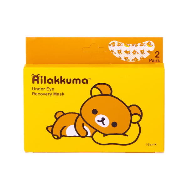 San-X Rilakkuma Under Eye Recovery Mask - oo35mm