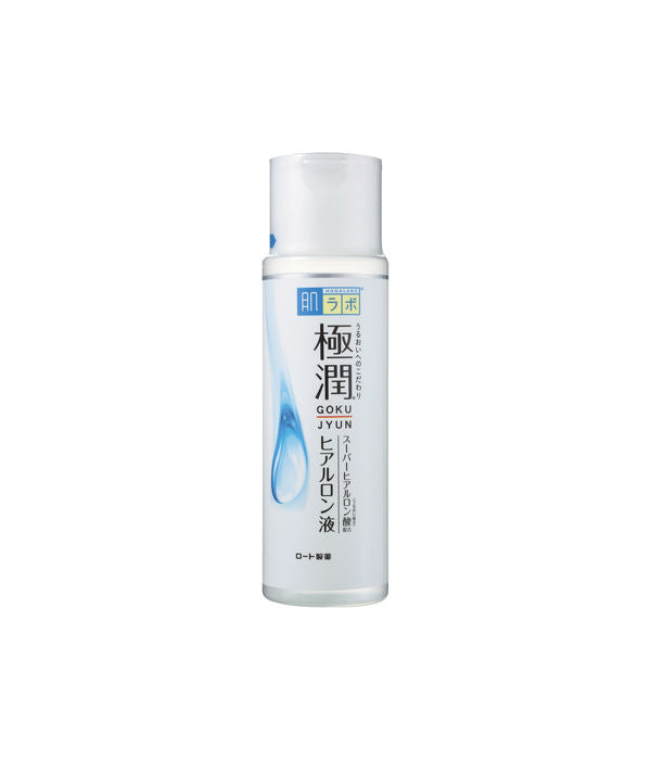Rohto Hada Labo Gokujun Hyaluronic Lotion Moist - oo35mm