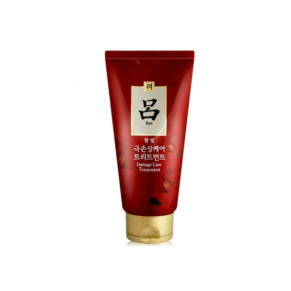 Ryo Hambitmo Damage Care Hair Treatment Mask - oo35mm
