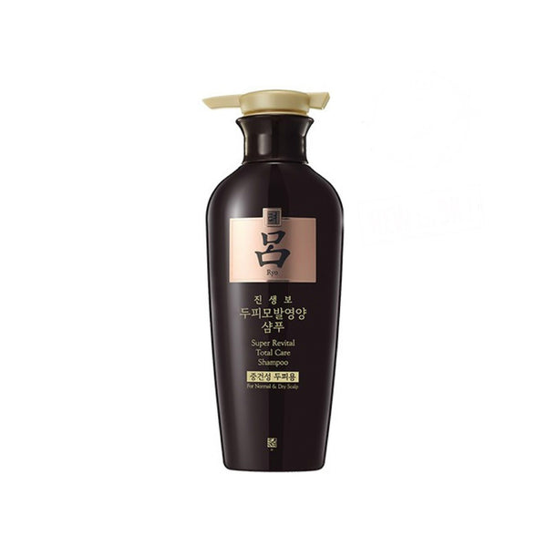 Ryo Jinsaengbo Super Revital Total Care Shampoo