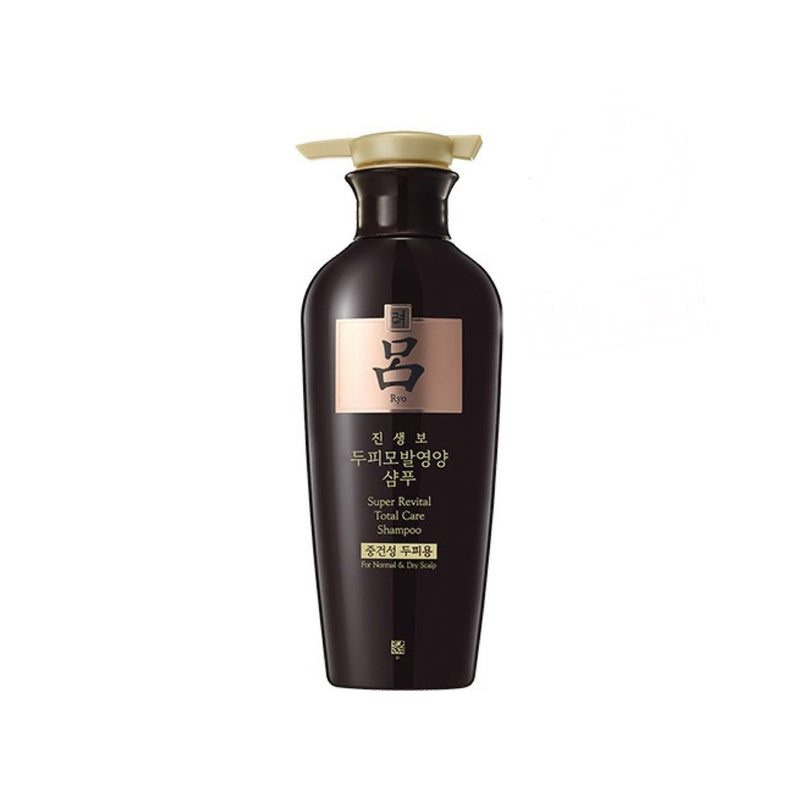 Ryo Jinsaengbo Super Revital Total Care Shampoo - oo35mm