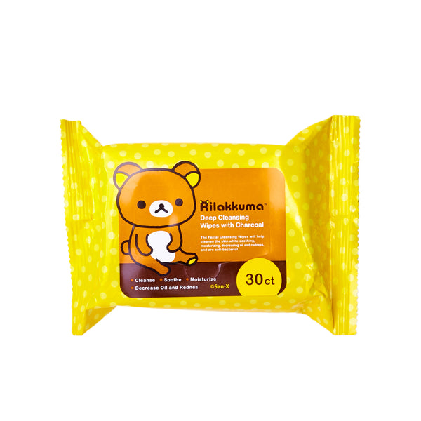 San-X Rilakkuma Cleansing Wipes