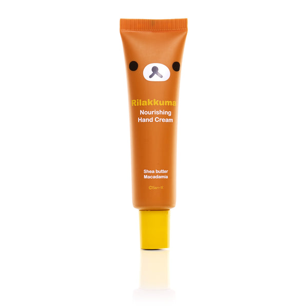 San-X Rilakkuma Nourishing Hand Cream - oo35mm