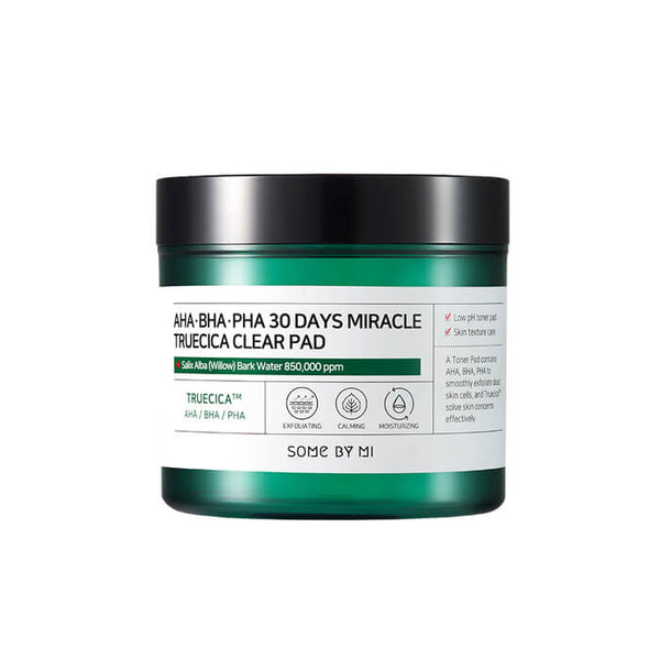 SOME BY MI AHA BHA PHA 30 Days Miracle Truecica Clear Pad - oo35mm