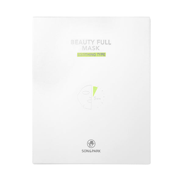 Son & Park Beauty Full Mask Soothing - oo35mm