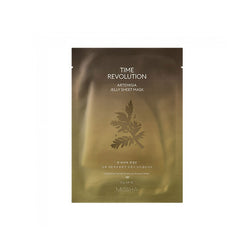 Missha Time Revolution Artemisia Jelly Sheet Mask - oo35mm