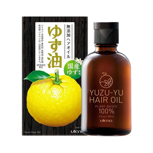 Utena Yuzu Hair Oil - oo35mm