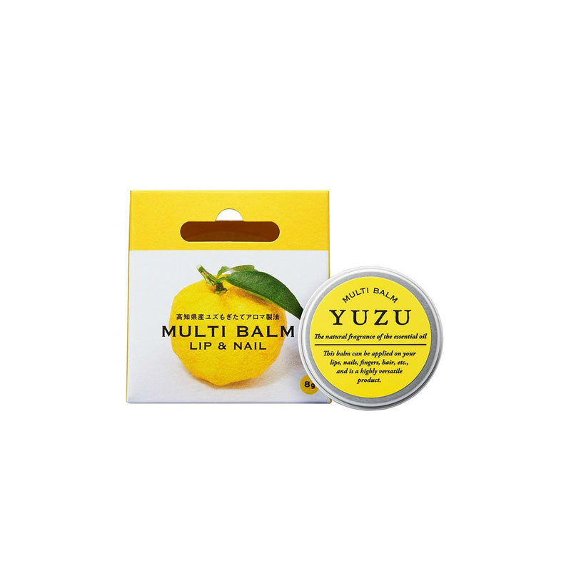 Yuzu Multi Balm Lip & Nail - oo35mm