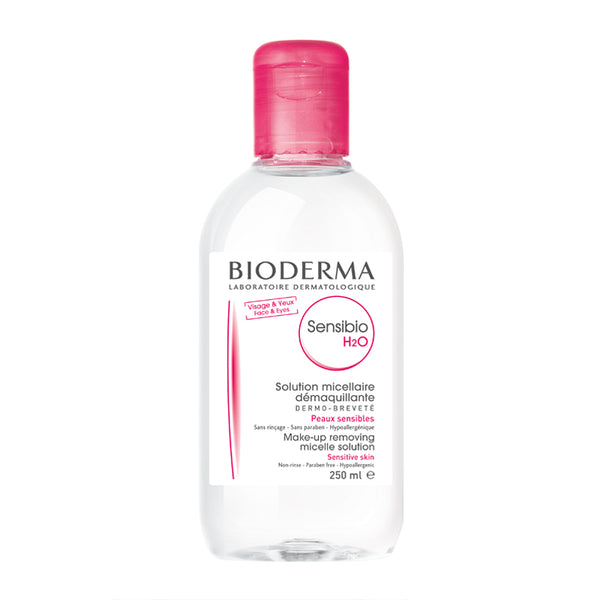 Bioderma Sensibio H2O Micelle Solution 250ml - oo35mm