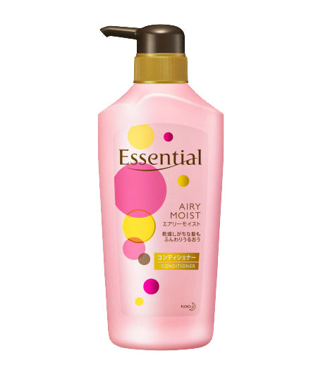 Kao Essential Airy Moist Conditioner - oo35mm