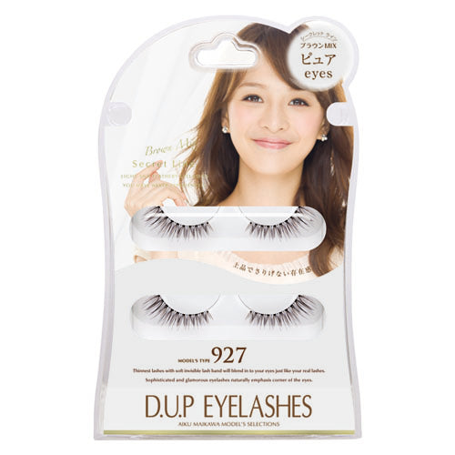 D.U.P Secret Line Eyelashes 927 - oo35mm