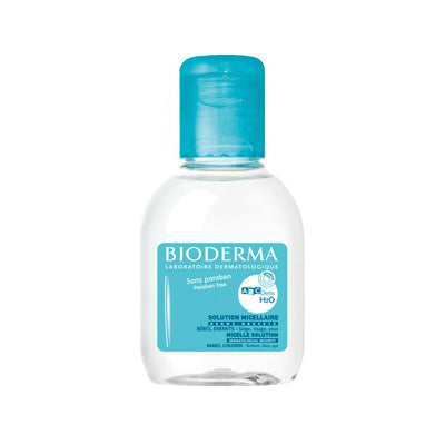 Bioderma Hydrabio ABCDerm H2O Micelle Solution 100ml (EXP 5/2021) - oo35mm