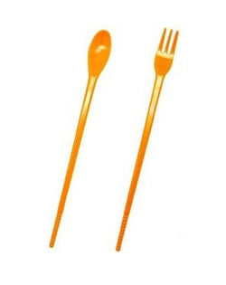 Mini Chopsticks Orange - oo35mm