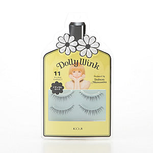 Koji Dolly Wink False Eyelashes #11 Pure Sweet