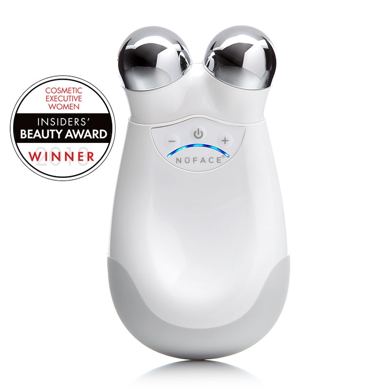 NuFACE Trinity Facial Trainer Kit - White - oo35mm
