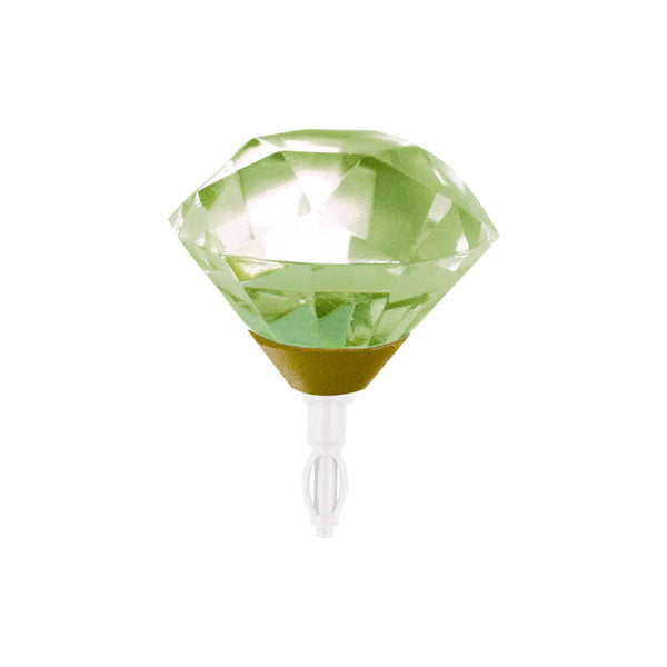Decoppin Birthstone - Peridot (August) - oo35mm