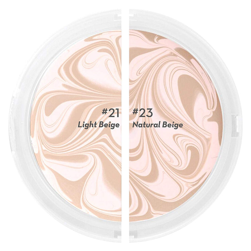 Age 20's Signature Essence Cover Pact Long Stay + Refill - oo35mm