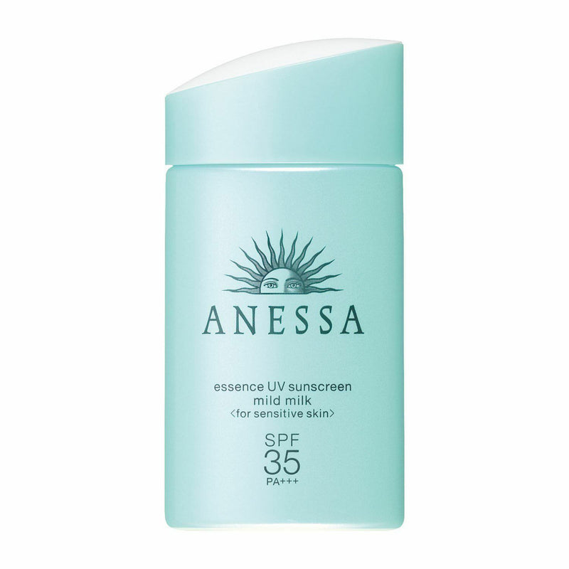 Anessa Essence UV Sunscreen Mild Milk For Sensitive Skin SPF 35 PA+++ - oo35mm