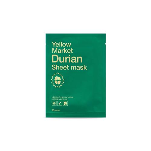 A'pieu Durian Sheet Mask - oo35mm