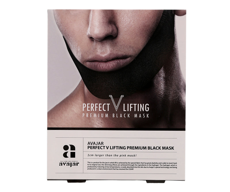 Avajar Perfect V Lifting Premium Black Mask
