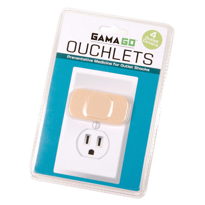 Ouchlets Outlet Covers - oo35mm