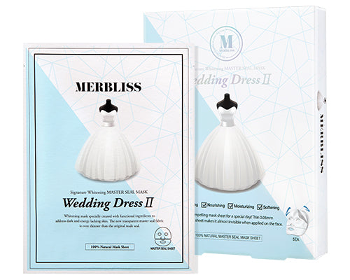 Merbliss Wedding Dress II Master Seal Mask