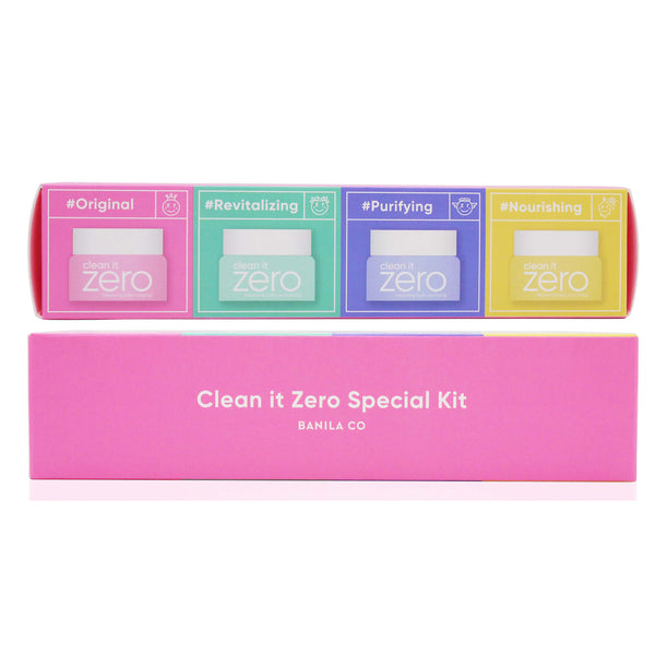 Banila Co. Clean it Zero Special Trial Mini Kit - oo35mm