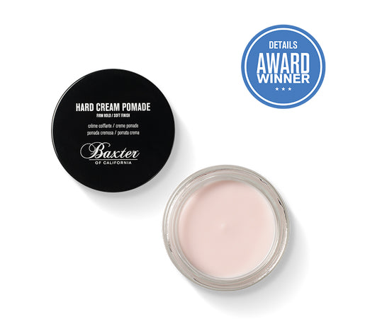 Baxter of California Cream Hard Cream Pomade