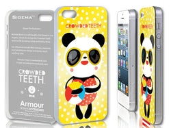 Sigema ProCase iPhone 5 Cover - Beach Panda