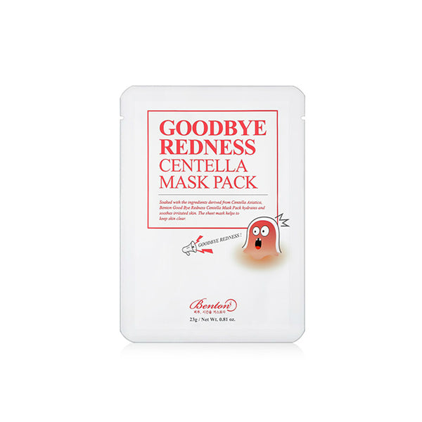 Benton Goodbye Redness Centella Mask Pack - oo35mm