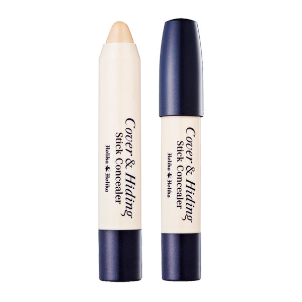 Holika Holika Cover & Hiding Stick Concealer 01 Light Beige - oo35mm