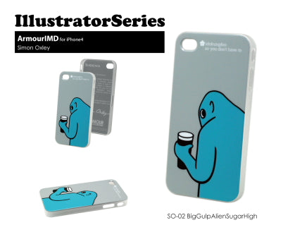 Sigema ProCase iPhone 4/4S Cover - Big Gulp