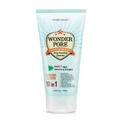 Etude House Wonder Pore Deep Foaming Cleanser - oo35mm