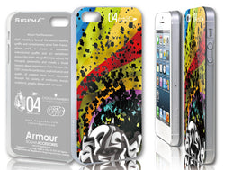 Sigema ProCase iPhone 5 Cover - Break